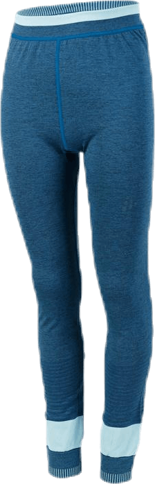 Fuseknit Comfort Pants Jr Blue
