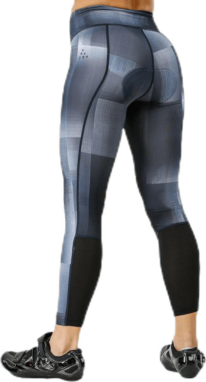 Pulse Tights Patterned