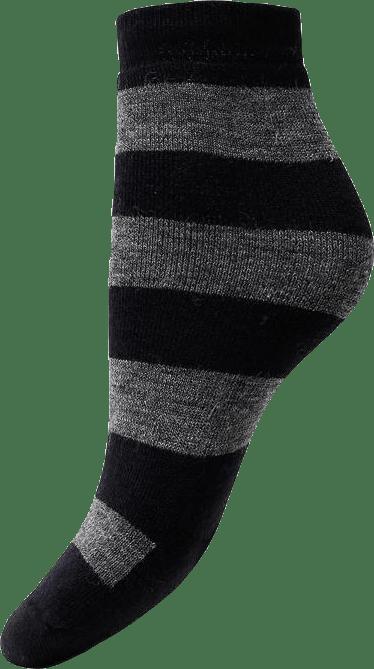 Warm Intensity Sock Black