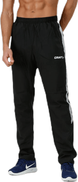 Pro Control Woven Pants White/Black