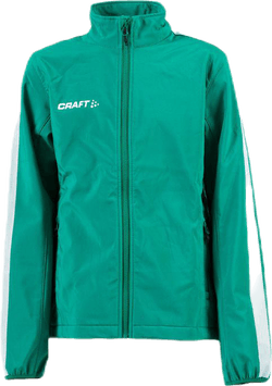 Pro Control Softshell Jr Green
