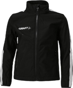 Pro Control Softshell Jr Black