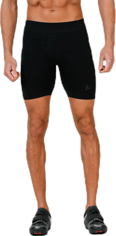 Fuseknit Bike Boxer Black