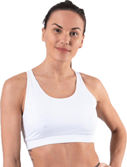 Training Bra White