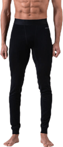 Merino 240 Pants Black
