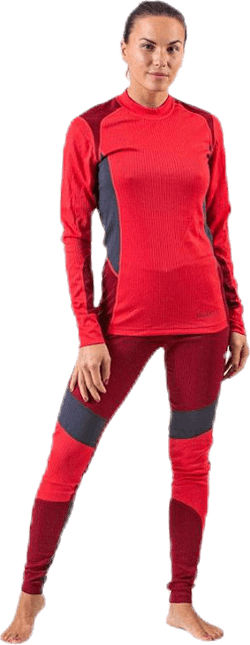 Baselayer Set Red