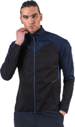 Glide Jacket Blue/Black