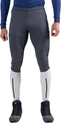 Pursuit Train Tights White/Grey