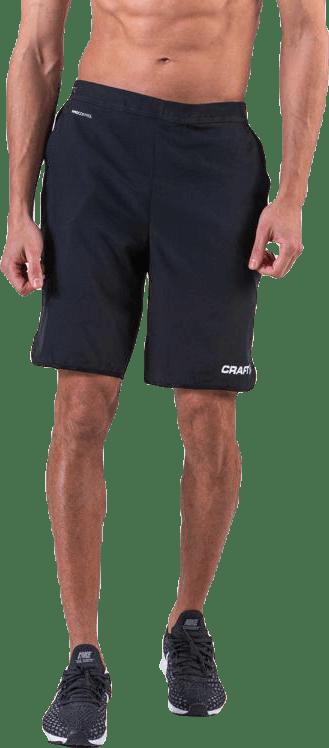 Pro Control Impact Shorts Black