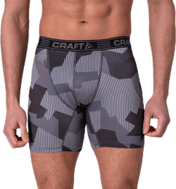 Greatness Boxer 6-Inch Black/Grey