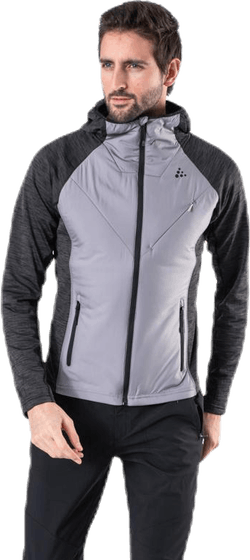 Polar LT PD Midlayer Black/Grey