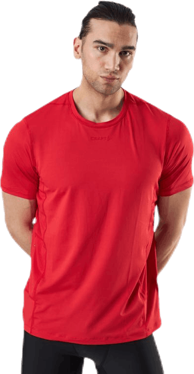 ADV Essence SS Tee Red