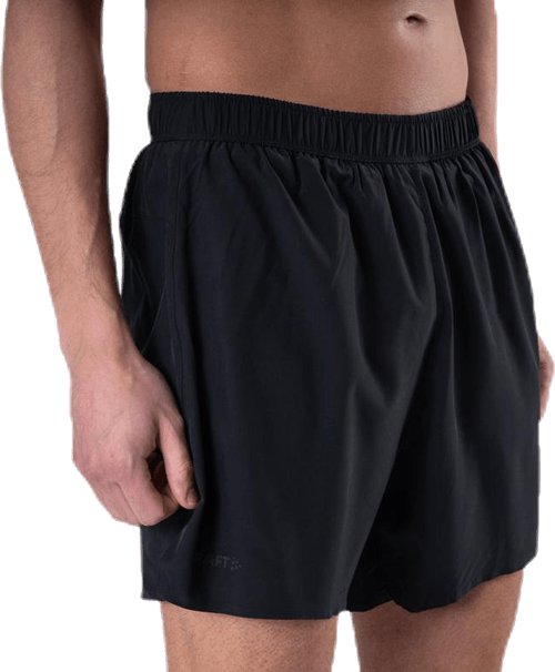 "ADV Essence 5"" Stretch Shorts Black"