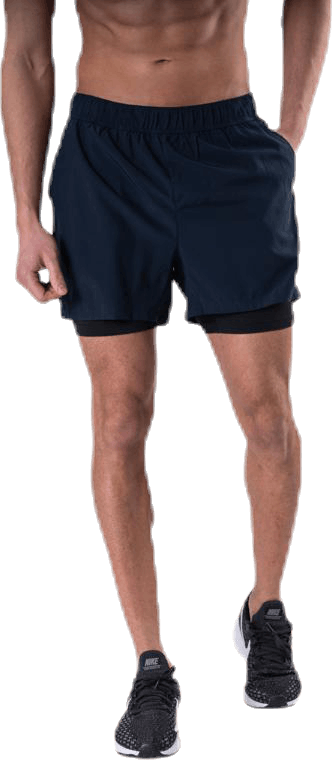 ADV Essence 2-In-1 Stretch Shorts Blue