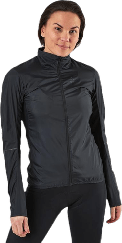 Essence Light Wind Jacket Black