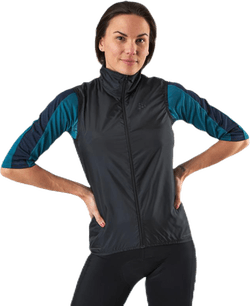 Essence Light Wind Vest Black