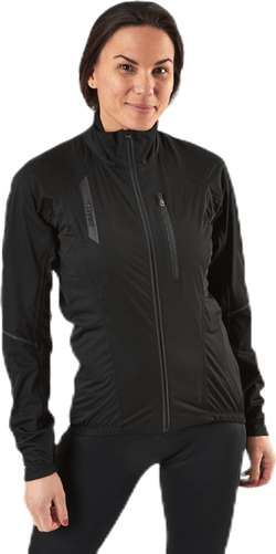 Stride Rain Jacket Black