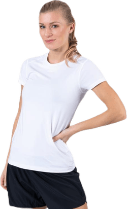 ADV Essence SS Slim Tee White