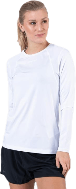ADV Essence LS Tee White