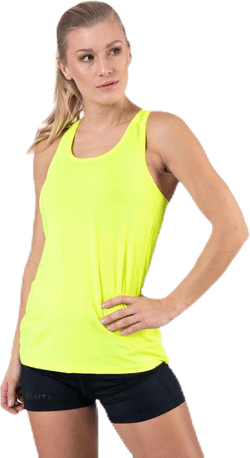 ADV Essence Singlet Yellow