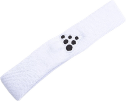 Progress Sweat Headband White