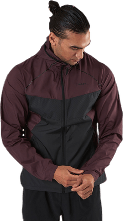 Charge Light Jacket Patterned