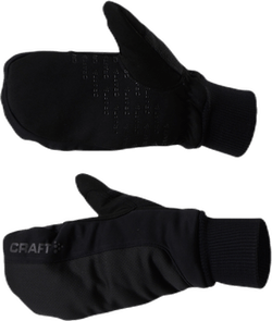 Core Insulate Mitten Black