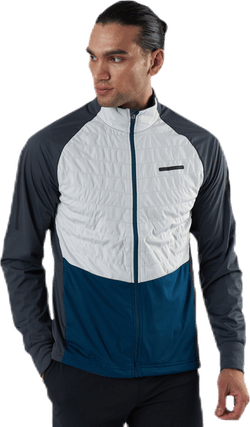 Advanced Storm Jacket White/Grey