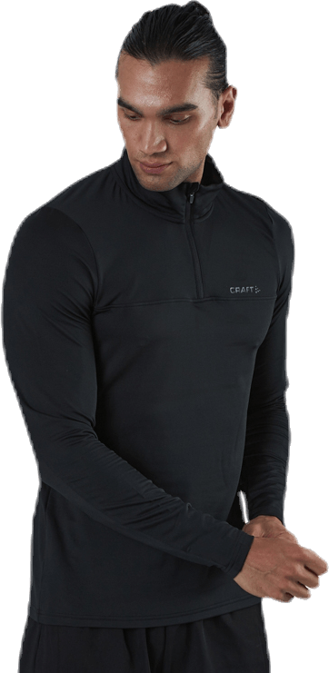 Core Gain Midlayer Black