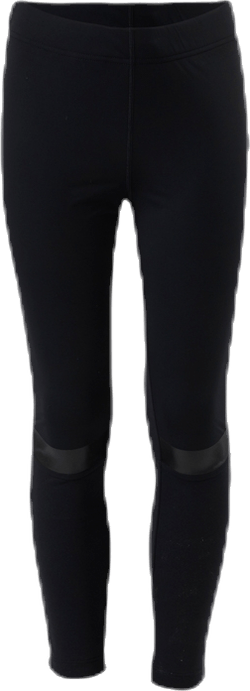 Adv Warm XC Tights Jr Black