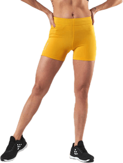 Eaze Short Tights Yellow