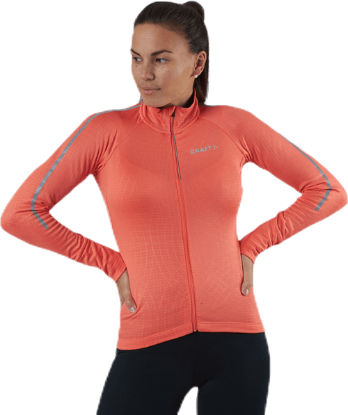 Ideal Thermal Jersey Red