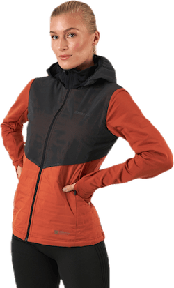 Lumen SubZero Jacket Orange/Black