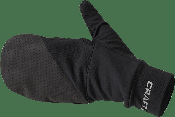 Lumen Hybrid Glove Black