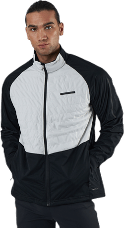 Advanced Storm Jacket White/Black