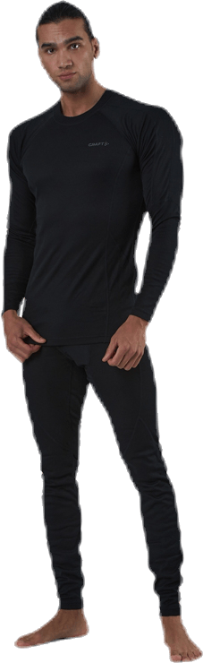Core Warm Baselayer Set Black