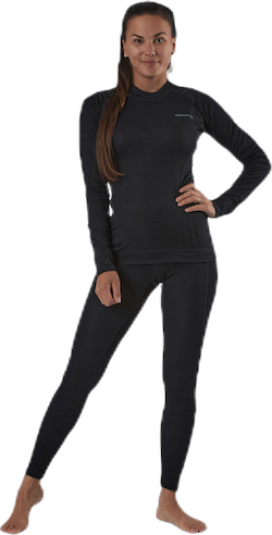 Core Dry Baselayer Set Black