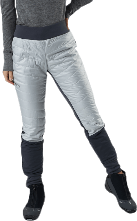 Advanced Storm Insulate Pant White/Grey