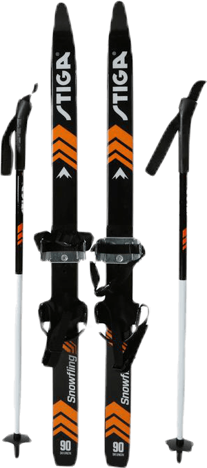Snowfling PB Black