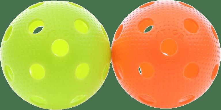 Bollar EXS 2pack Orange/Green