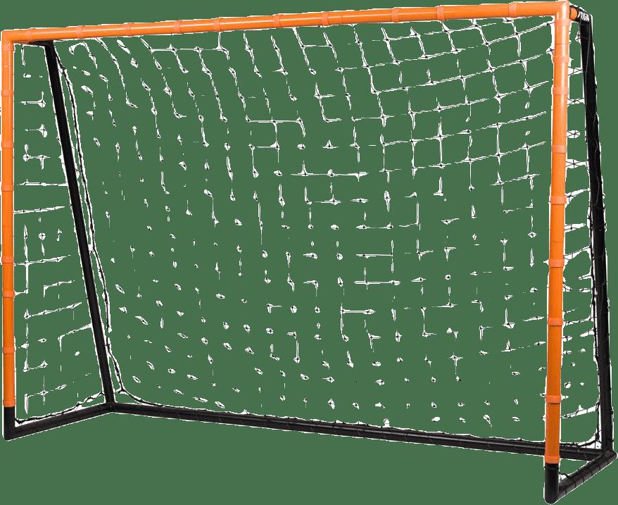 Goal Scorer 210X150X70cm Orange/Black