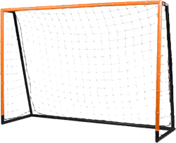 Goal Scorer 210X150X70cm Orange/Black