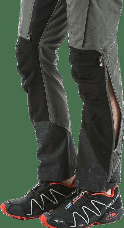 Makke Pant Black/Green