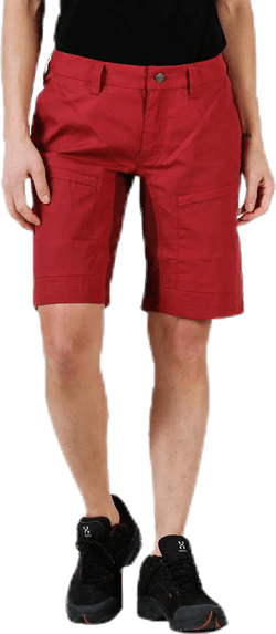 Lykka II Shorts Red