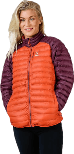 Essens Mimic Jacket Orange/Red