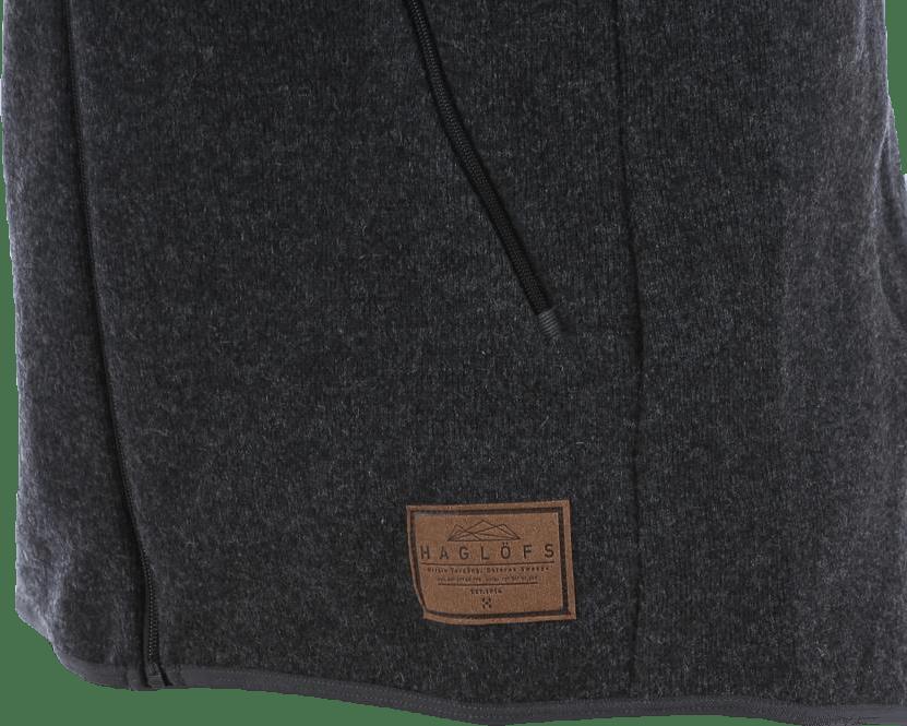 Whooly Jacket Grey