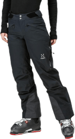 Line Insulated Pant Black