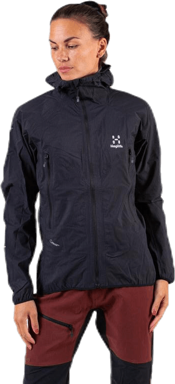 L.I.M PROOF Multi Jacket Black