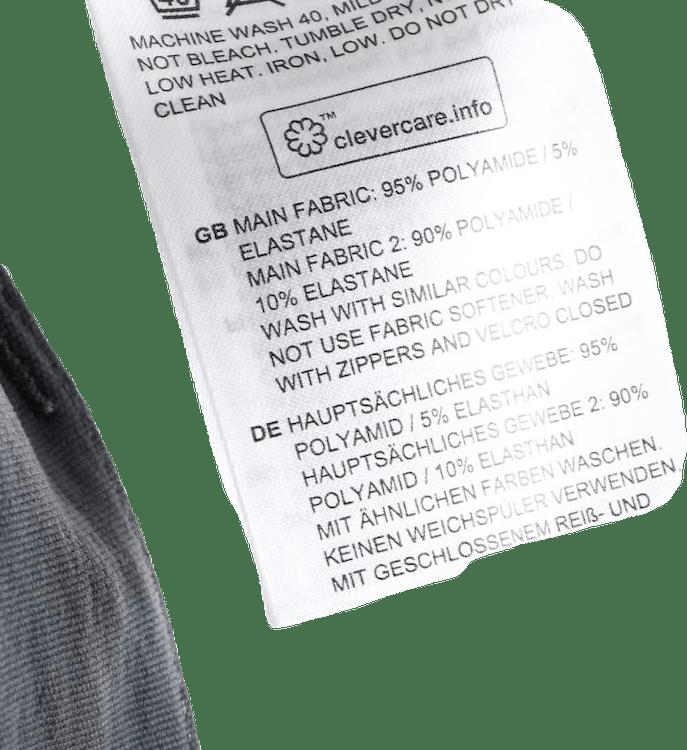 Rugged Flex Pant Black/Grey