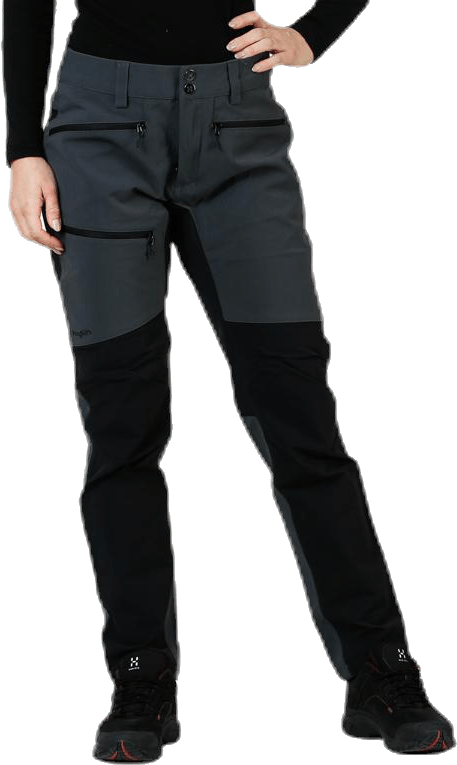 Rugged Flex Pant Black/Grey
